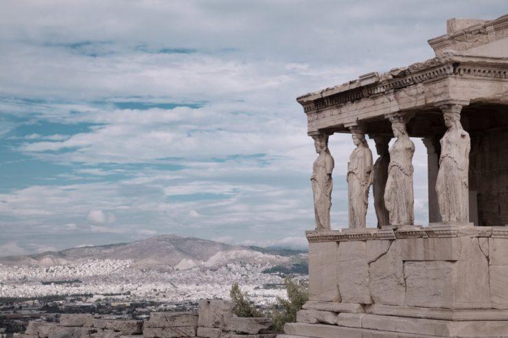 Découvrir Athènes en automne