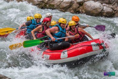 Yeti Rafting Verdon